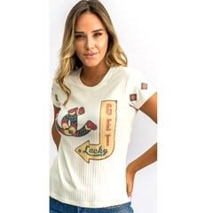 T-Shirt Miss Country Topazio 621