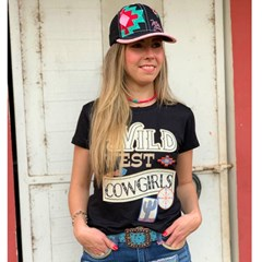 T-Shirt Miss Country Wild 696