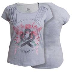 T-Shirt Ox Horns 6034