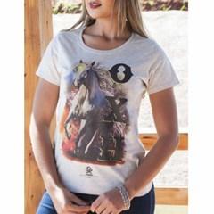 T-Shirt Ox Horns 6092