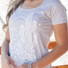 T-Shirt Ox Horns 6114