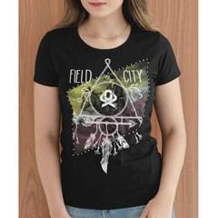 T-Shirt Ox Horns 6122