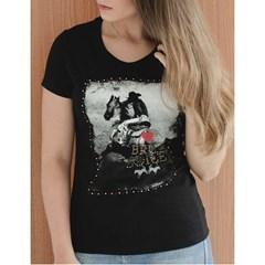 T-Shirt Ox Horns 6133