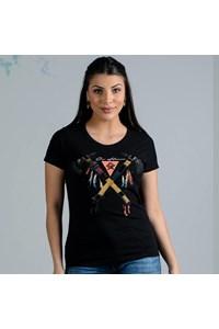 T-Shirt Ox Horns 6139