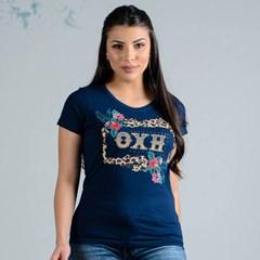 T-Shirt Ox Horns 6143