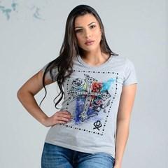 T-Shirt Ox Horns 6146