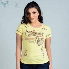 T-Shirt Ox Horns 6150
