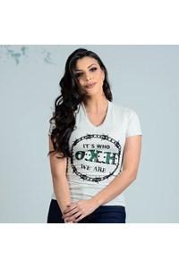 T-Shirt Ox Horns 6156