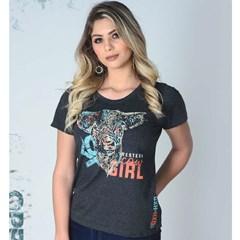 T-Shirt Ox Horns 6169