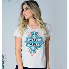 T-Shirt Ox Horns 6172