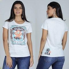 T-Shirt Ox Horns 6181