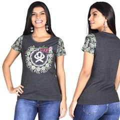 T-Shirt Ox Horns 6182