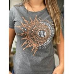 T-Shirt Ox Horns 6183