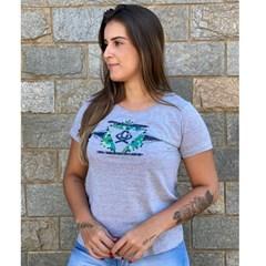 T-Shirt Ox Horns 6186