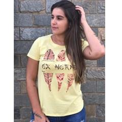 T-Shirt Ox Horns 6187