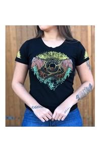 T-Shirt Ox Horns 6199