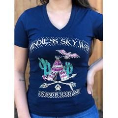 T-Shirt Ox Horns 6203