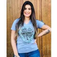 T-Shirt Ox Horns 6210