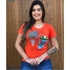 T-Shirt Ox Horns 6213