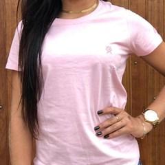 T-Shirt Ox Horns Rosa Bebê 8014