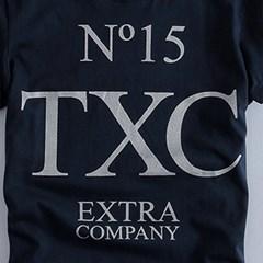T-Shirt TXC Azul Marinho 4090