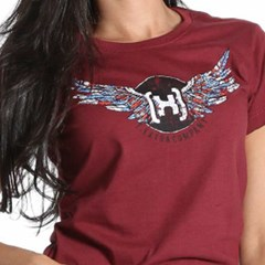T-Shirt TXC Bordô 4316