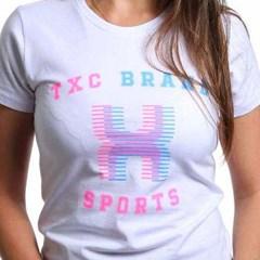 T-Shirt TXC Branco 4285