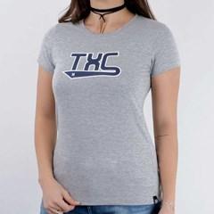 T-Shirt TXC Cinza Mescla 4209