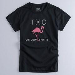T-Shirt TXC Preto 4113