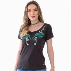 T-Shirt Zenz Western Antique ZW0120043