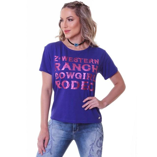 T-Shirt Zenz Western Brittany ZW0119033