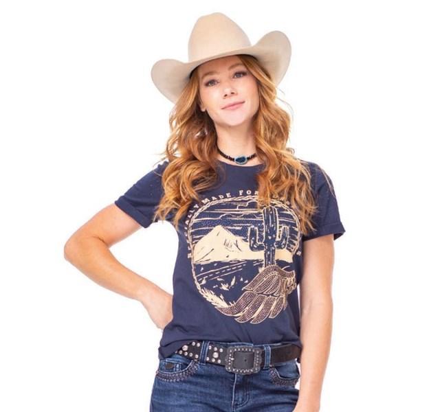 T-Shirt Zenz Western Highway  ZW0221007
