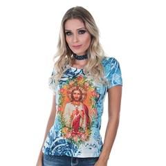 T-Shirt Zenz Western Jesus ZW0117027