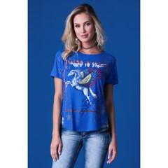 T-Shirt Zenz Western Pegaso ZW0317011