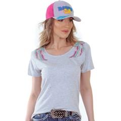 T-Shirt Zenz Western Pin Up ZW0120039