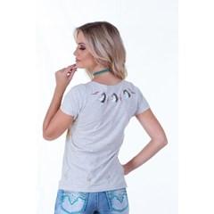 T-Shirt Zenz Western Ramones ZW0118020