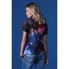 T-Shirt Zenz Western West Stars ZW0317010