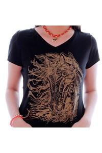 T-Shirt Zoe Horse Western 2050