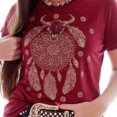 T-Shirt Zoe Horse Western 2059
