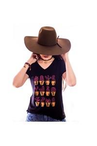 T-Shirt Zoe Horse Western 2105