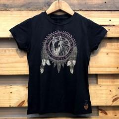 T-Shirt Zoe Horse Western Infantil 3014