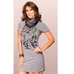 Vestido Buphallos 9917